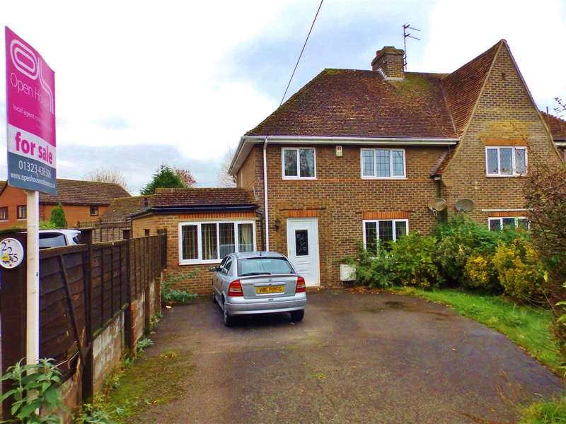 3 Bedrooms Semi Detached House for sale in Eastbourne Road, Polegate
