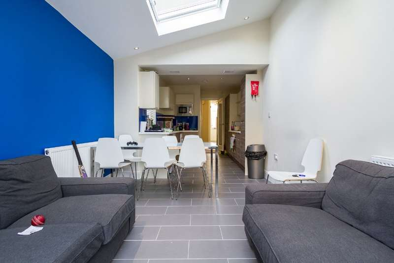 7 Bedrooms Terraced House for rent in Alexander Street, Cathays, Cardiff, CF24 4NT