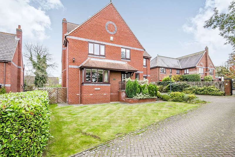 4 Bedrooms Detached House for sale in Oakfield Park, Thorpe Audlin, Pontefract, WF8