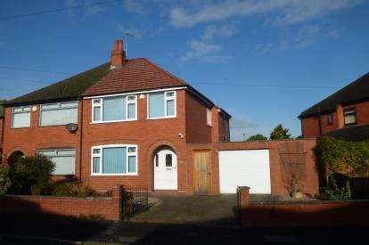 3 Bedrooms Semi Detached House for sale in South Dale, Penketh, Warrington, Cheshire