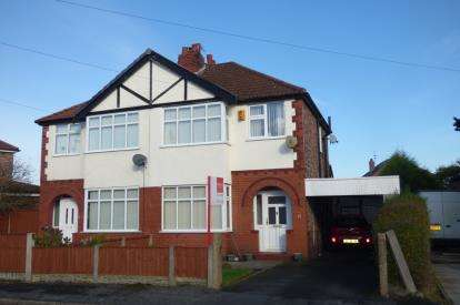 3 Bedrooms Semi Detached House for sale in Wilmot Avenue, Great Sankey, Warrington, Cheshire