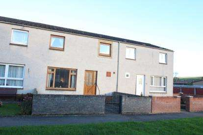 3 Bedrooms Terraced House for sale in Maitland Drive, Cupar