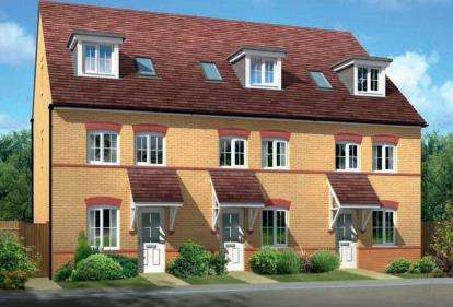4 Bedrooms Semi Detached House for sale in Northampton Road, Brixworth