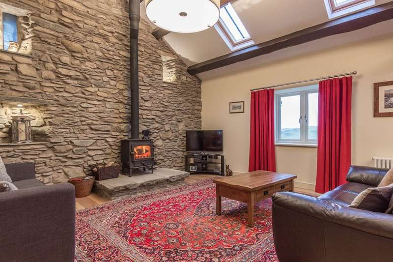 3 Bedrooms Unique Property for sale in 1 High Knott Cottages, Ings, Kendal