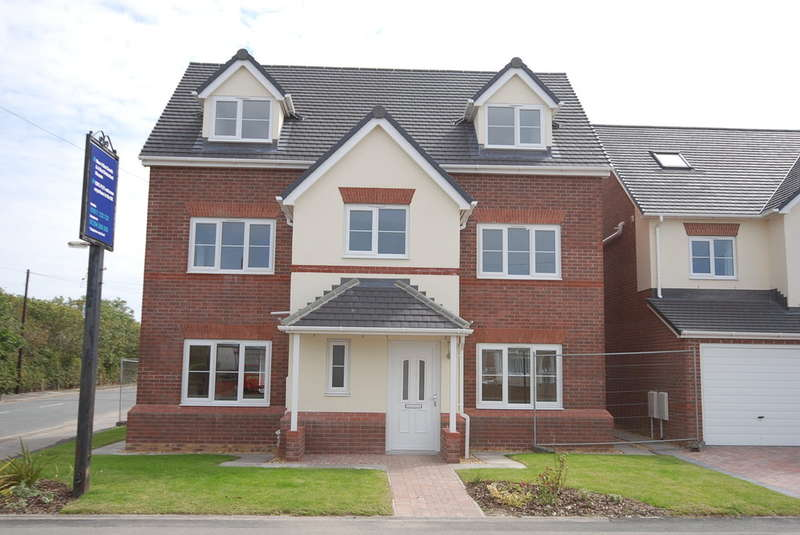 6 Bedrooms Detached House for sale in The Bleaberry House Type, Rock Lea, Barrow-in-Furnes, LA13 9JS