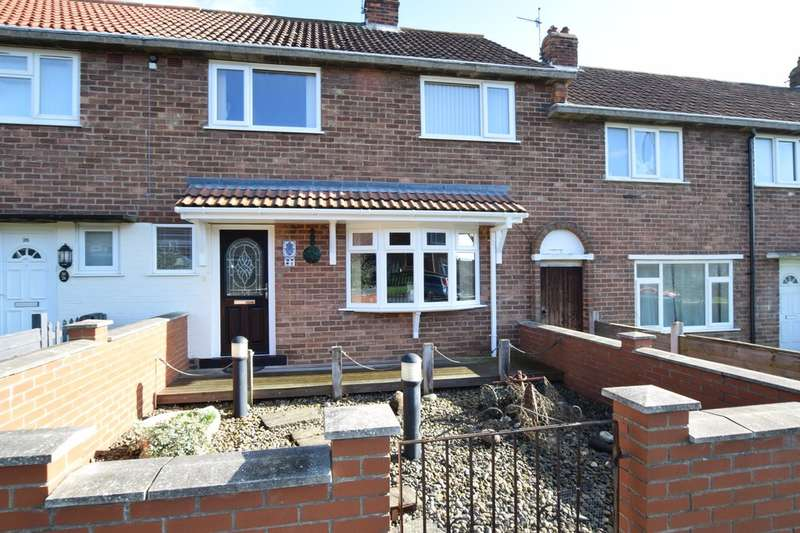 3 Bedrooms Terraced House for sale in Hawthorn Walk, Eastfield