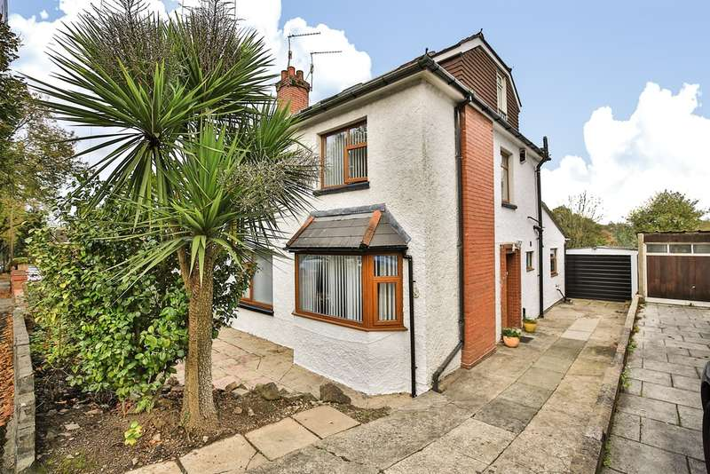 5 Bedrooms Semi Detached House for sale in Heath Halt Road, Cyncoed, Cardiff
