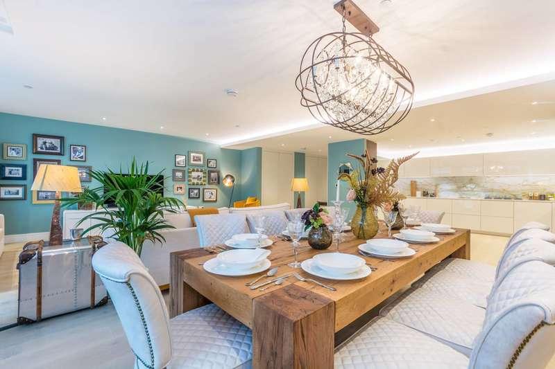 3 Bedrooms Flat for sale in Chelsea Island, Chelsea Harbour, SW10