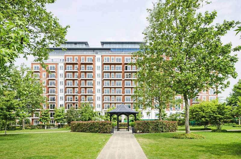 2 Bedrooms Flat for sale in Sterling Apartments, Colindale, NW9