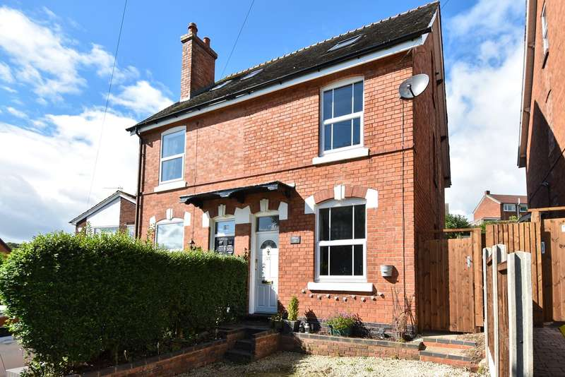 3 Bedrooms Semi Detached House for sale in Lickey Rock, Marlbrook, Bromsgrove, B60
