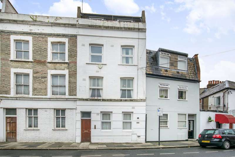 1 Bedroom Flat for sale in Margravine Road, Barons Court, W6