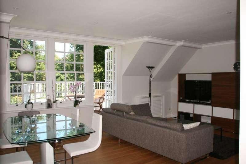 3 Bedrooms Flat for sale in Bracknell Gardens, Hampstead