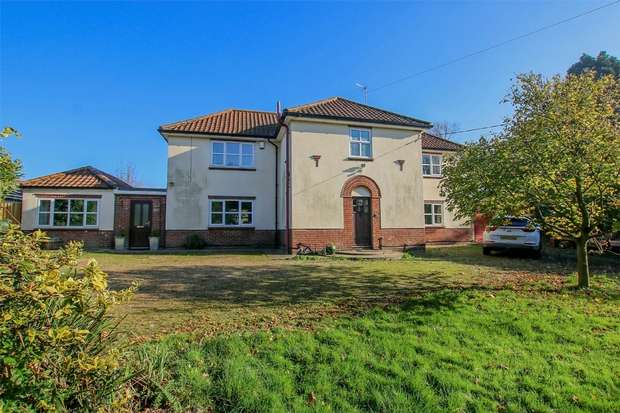 4 Bedrooms Detached House for sale in 50 Nursery Lane, South Wootton