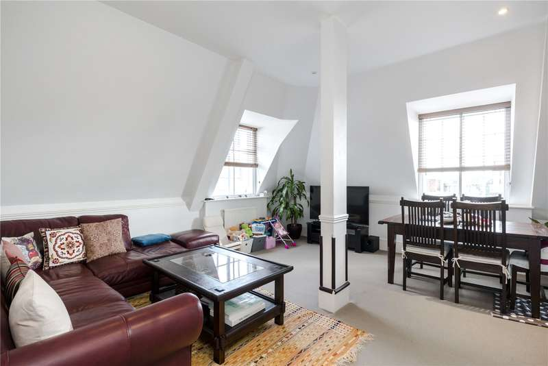 2 Bedrooms Flat for sale in Davis Court, Argyll Road, London, W8
