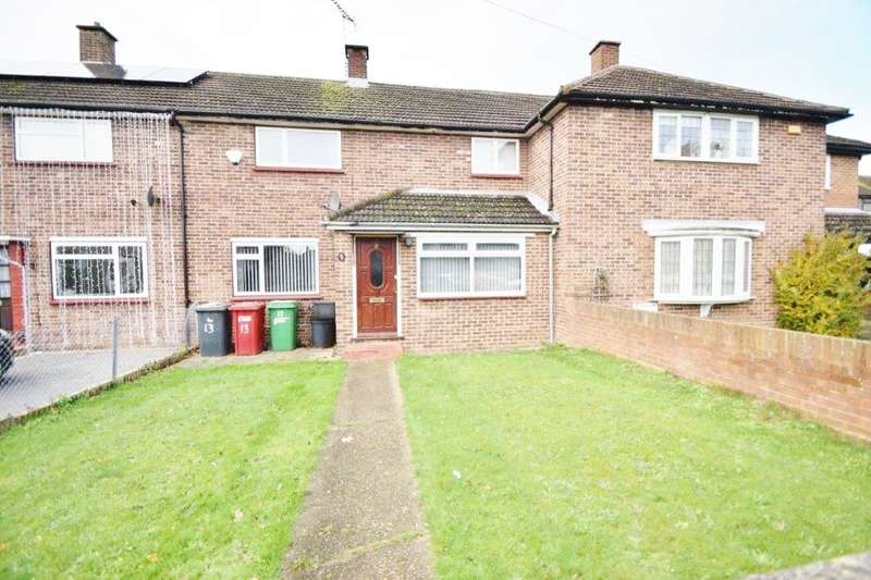 3 Bedrooms Terraced House for sale in Mansel Close, Slough, SL2