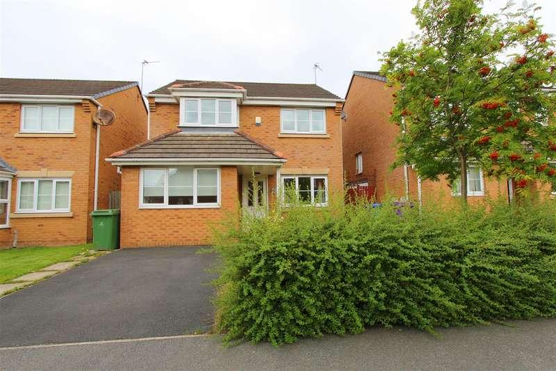 3 Bedrooms Detached House for sale in Addenbrooke Drive, Speke, Huntscross, Liverpool