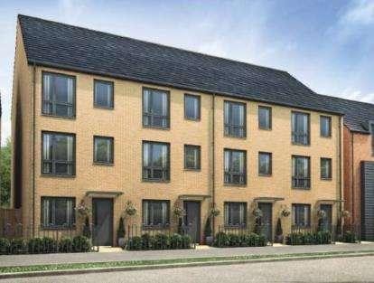 4 Bedrooms Flat for sale in Brooklands, Fen Street, Off New Port Road, Milton Keynes