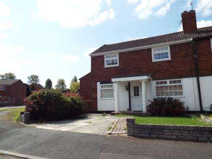 3 Bedrooms End Of Terrace House for sale in Constable Road, Swindon, Wiltshire