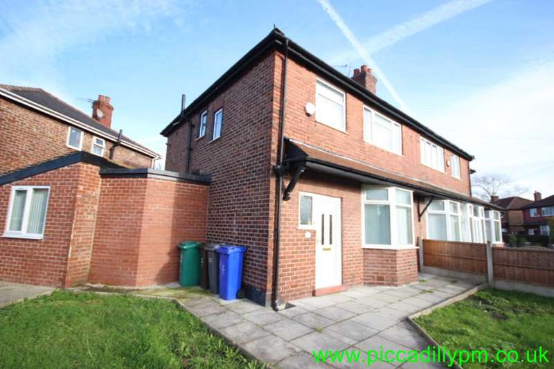 5 Bedrooms Semi Detached House for rent in Beresford Road, Rusholme, Manchester