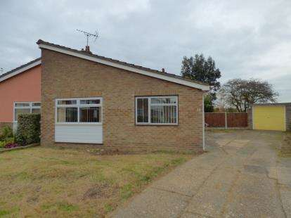 2 Bedrooms Bungalow for sale in Elmstead, Colchester, Essex