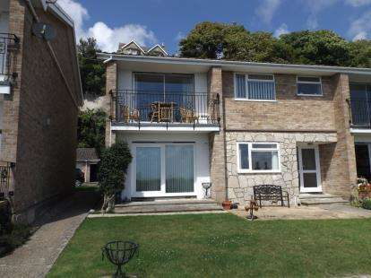 2 Bedrooms Flat for sale in Zig Zag Road, Ventnor, Isle Of Wight
