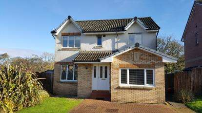 4 Bedrooms Detached House for sale in Forres Place, Inverkip