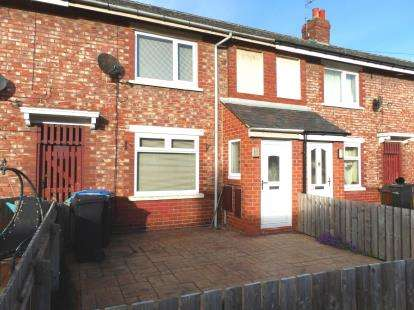 2 Bedrooms Terraced House for sale in Liverton Avenue, Middlesbrough