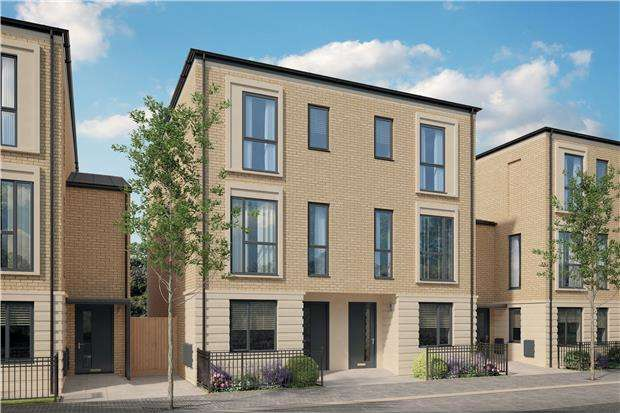 4 Bedrooms Terraced House for sale in Mulberry Park, Bramble Way, Combe Down, BATH, Somerset, BA2 5DR