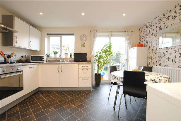 3 Bedrooms End Of Terrace House for sale in Swiss Drive, Ashton Vale, Bristol, BS3 2RP