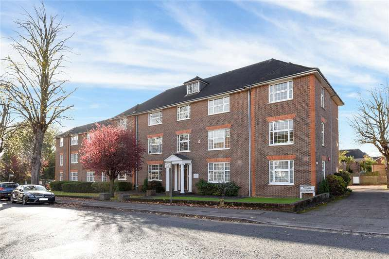2 Bedrooms Apartment Flat for sale in Greenhill Court, 1 Dene Road, Northwood, Middlesex, HA6