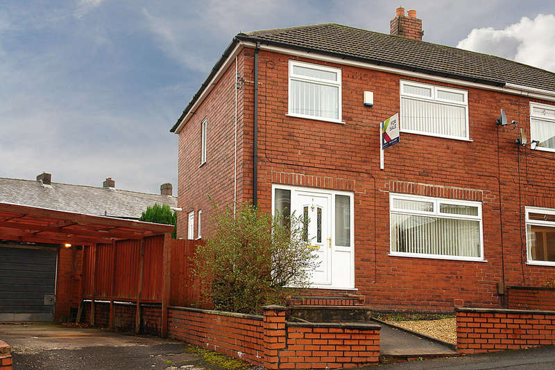 3 Bedrooms Semi Detached House for sale in Beresford Crescent, Oldham