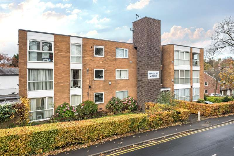 2 Bedrooms Flat for sale in Beverley Court, Shadwell Lane, Leeds, West Yorkshire, LS17
