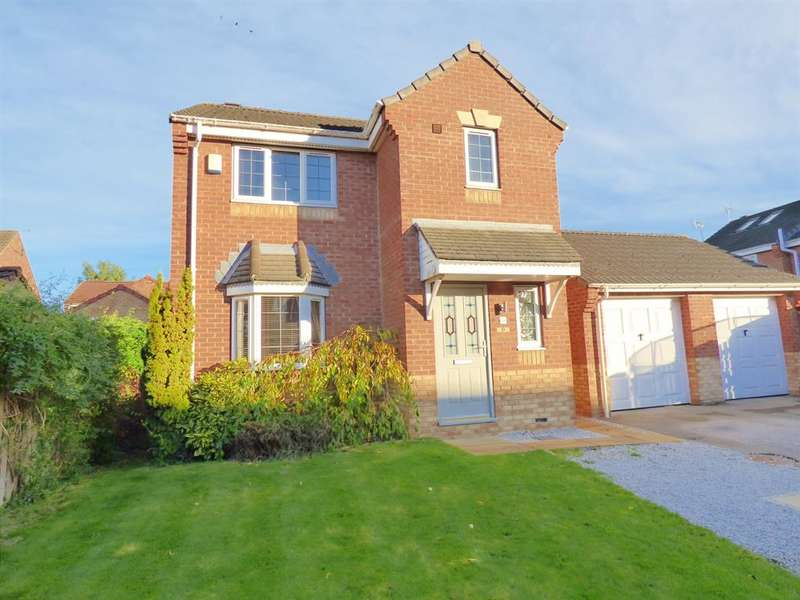 3 Bedrooms Detached House for sale in Mill View Road, Beverley, HU17 0UP