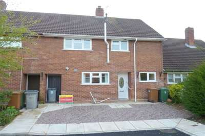3 Bedrooms Terraced House for rent in Kelsall Close, Eastham