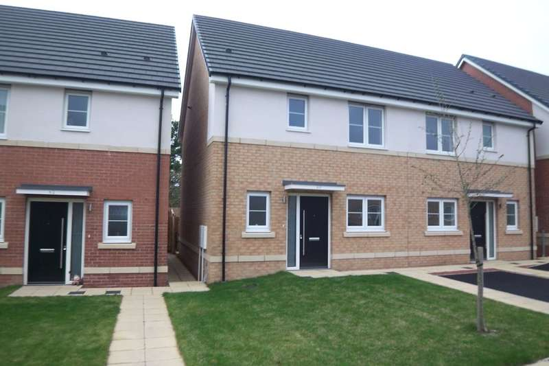 3 Bedrooms Terraced House for sale in Strother Way, Cramlington, NE23