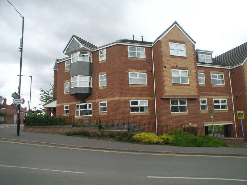 1 Bedroom Apartment Flat for sale in Pickering Lodge, Coleshill Road, Nuneaton, CV10