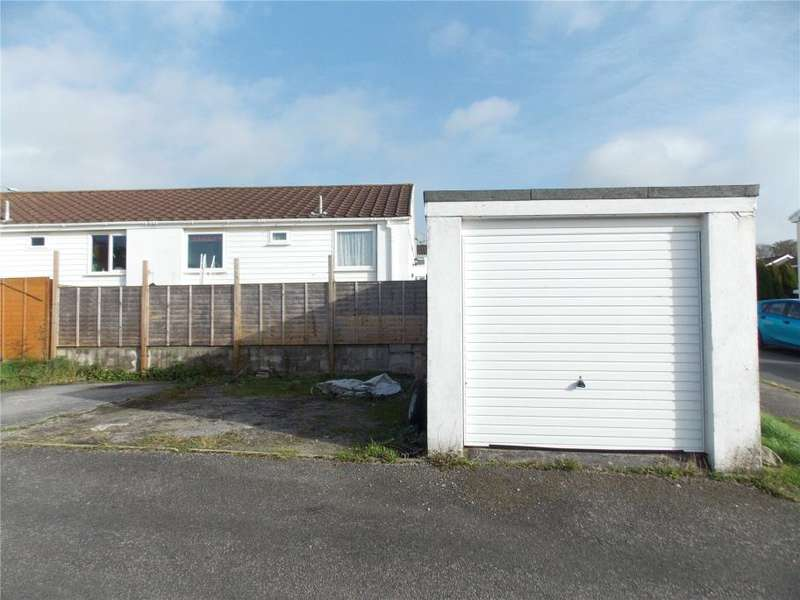 2 Bedrooms Semi Detached Bungalow for sale in Trenarren View, St. Austell, Cornwall