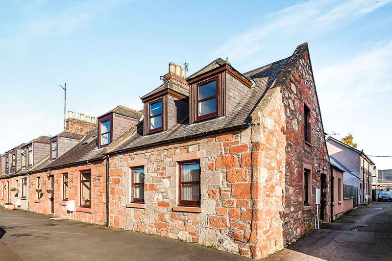 3 Bedrooms Property for sale in Church Street, Edzell, Brechin, DD9