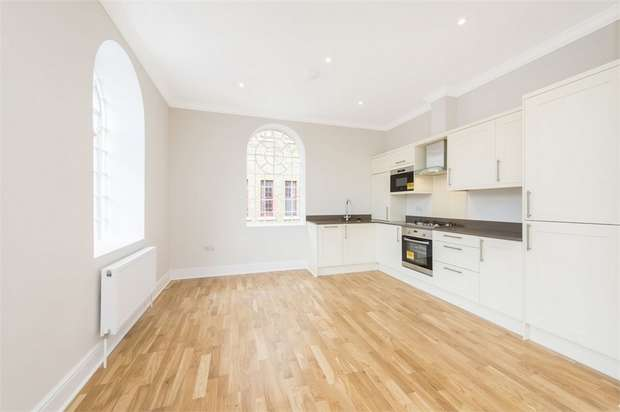 2 Bedrooms Flat for sale in Clerkenwell House, Hilda Road, London