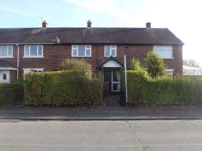 3 Bedrooms Terraced House for sale in Seymour Drive, Padgate, Warrington, Cheshire