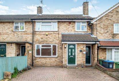 3 Bedrooms Terraced House for sale in Turners Hill, Hemel Hempstead, Hertfordshire, .