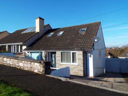 4 Bedrooms Semi Detached House for sale in Plymstock, Devon