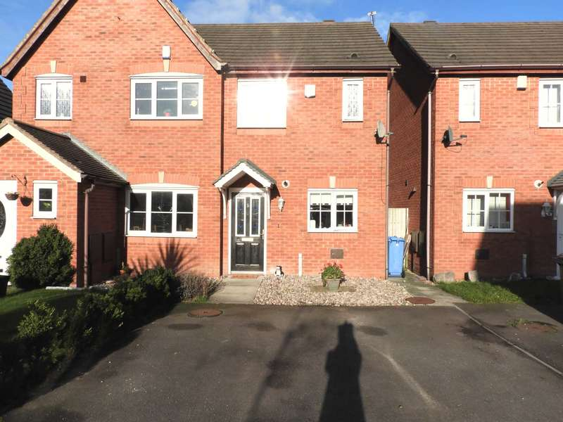 2 Bedrooms Semi Detached House for sale in Ford Avenue, Littledale