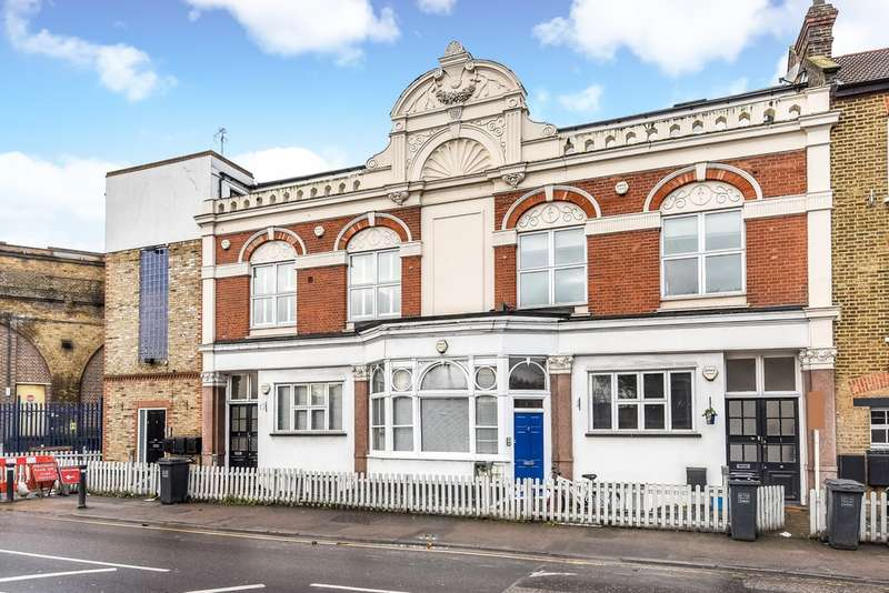 3 Bedrooms Maisonette Flat for sale in Trundleys Road, Deptford