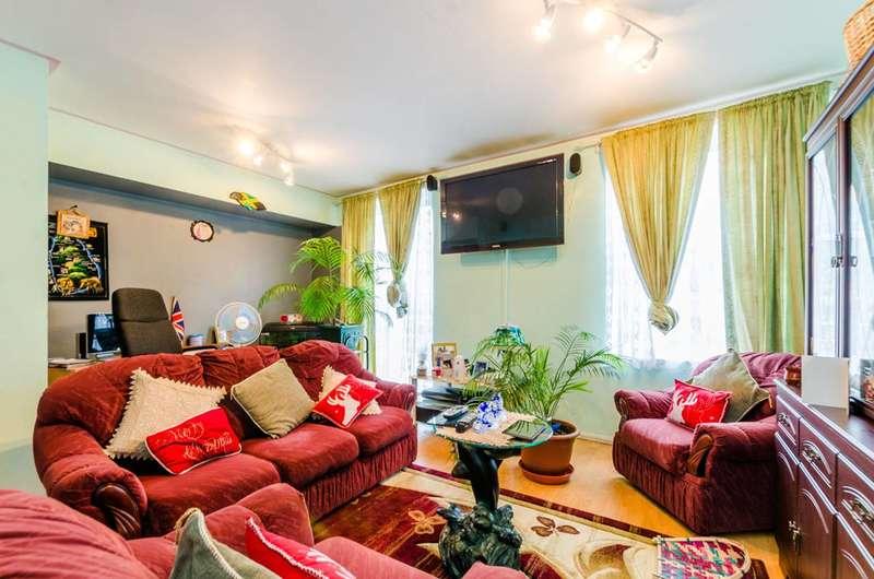 3 Bedrooms Flat for sale in Tilson Gardens, Clapham Park, SW2