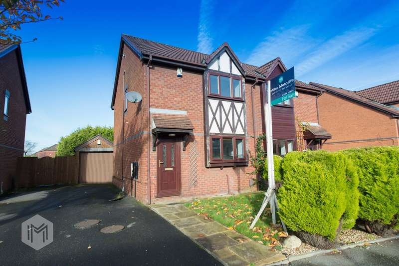 2 Bedrooms Semi Detached House for sale in Greenstone Avenue, Horwich, Bolton, BL6