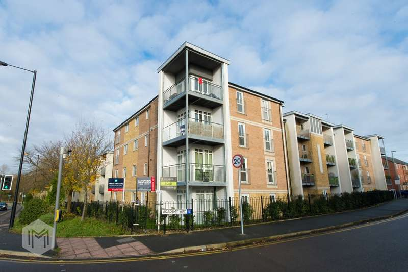2 Bedrooms Apartment Flat for sale in Lostock Lane, Lostock, Bolton, BL6
