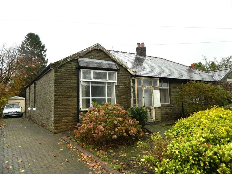 3 Bedrooms Semi Detached Bungalow for sale in Brandlesholme Road, Greenmount, BURY, BL8