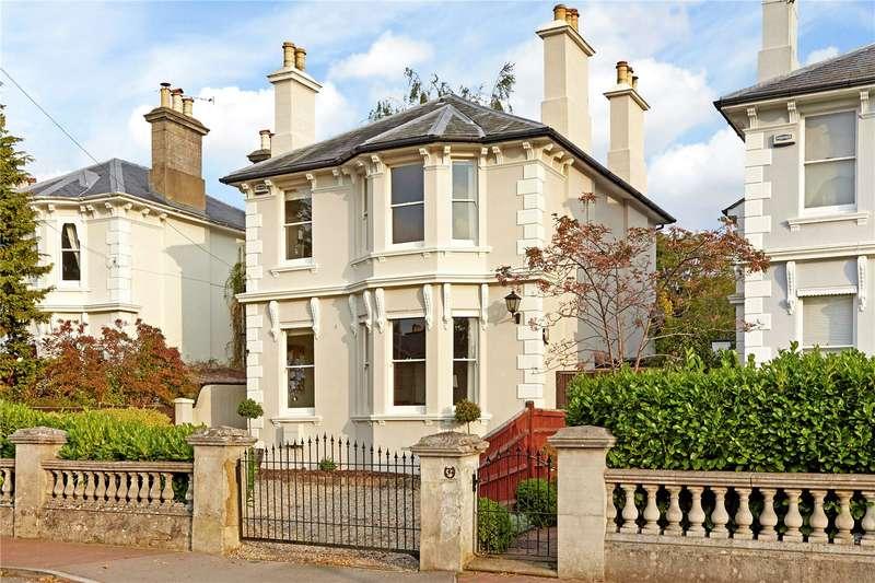 4 Bedrooms Detached House for sale in Prospect Road, Tunbridge Wells, Kent, TN2