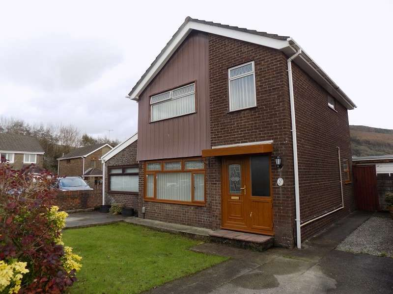 3 Bedrooms Detached House for sale in Westlands , Port Talbot, Neath Port Talbot. SA12 7DD